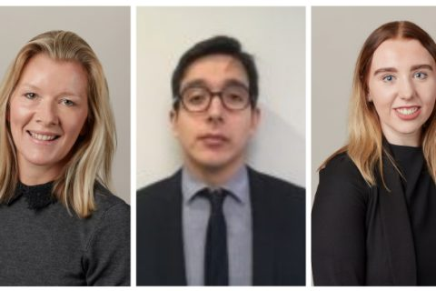 PSQB welcomes 3 new members of staff to the Clerks Room image