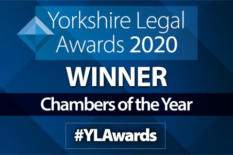 """PSQB win """"Chambers of the Year"""" at the 2020 Yorkshire Legal Awards image"""